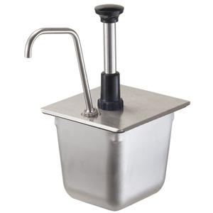 Дозатор д/густых соусов, для GN1/6-150, порция 30мл