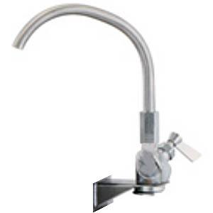 Кран для холодной воды для котла пищеварочного KET-12T, монтажный кронштейн