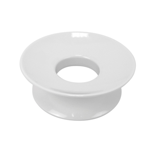 Подставка для блюд h 7см, пластик белый