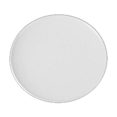 Блюдо для выкладки D 26,7см, пластик белый