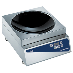 Плита индукционная WOK, 1 конфорка 1х3.2кВт, настольная