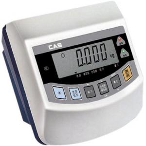 Индикатор весовой для платформенных весов, настенный, ЖК-дисплей, подключение от батарей, водонепроницаемый