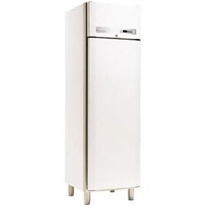 Шкаф холодильный медицинский,  385л, 1 дверь глухая, 4 полки, ножки, +1/+16С, дин.охл., белый