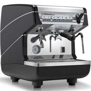 Кофемашина-автомат, 1 группа (выс.), бойлер 5л, черная