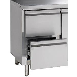 Ящик для столов холодильных серии PT, BK, SS8200, SS8300, комплект 2шт. (1/2)