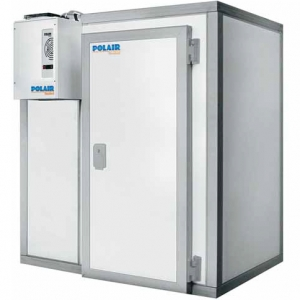 Камера морозильная Шип-Паз,  11.75м3, h2.24м, 1 дверь расп.универсальная, ППУ100мм