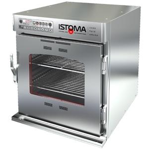 Печь низкотемпературного приготовления электрическая, функция копчения, термощуп, 10GN2/1, 190л