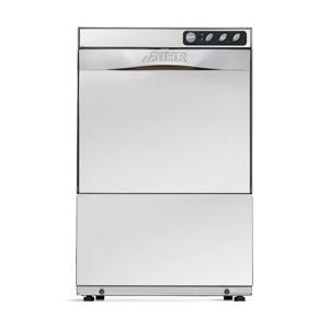 Машина посудомоечная фронтальная, 370х370мм, 30кор/ч, гор.вода, доз.опол., D тарелки 280мм
