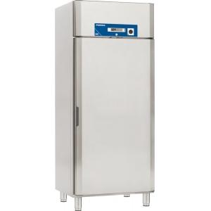 Шкаф шокового охлаждения,  4 полки GN2/1, агрегат воз.охл., загрузка 18/47кг, электронное управление, ножки, нерж.сталь