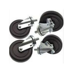 Колёса для плит GARLAND SWIVEL CASTERS-SET OF 4
