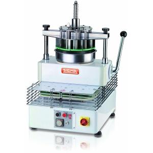 Тестоделитель-округлитель полуавтоматический настольный, 14 порций (250-300г), белый