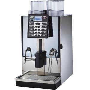 Кофемашина-суперавтомат, 1 группа, 2 кофемолки, 220V, автопар, Easy Cream, экон.