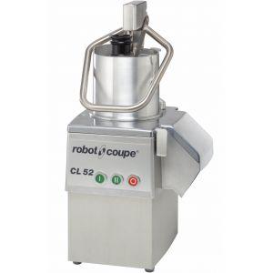 Овощерезка электрическая для овощей и фруктов, настольная, до 300кг/ч, без дисков, 1 скорость, нерж.сталь, 220V