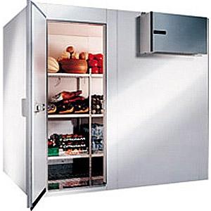 Камера морозильная Шип-Паз,   4.40м3, h2.20м, 1 дверь расп.левая, ППУ80мм