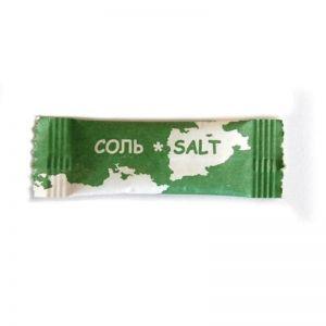 Соль порционная, 5кг (5000x1г)