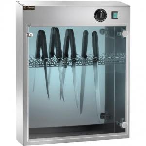 Стерилизатор ножей ультрафиолетовый, вместимость 14шт.