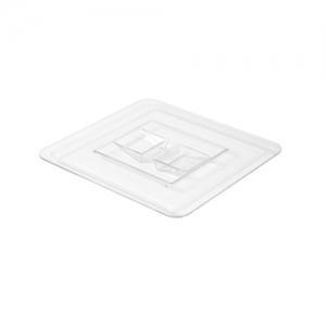 Крышка для лотка для выкладки 91560, пластик белый