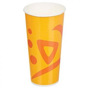 Стакан бумажный для холодных напитков WHIZZ 500мл D 90мм, 1000шт