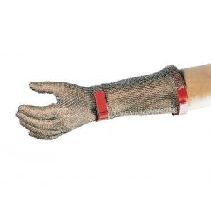 Перчатка кольчужная S (размер 7 - 7,5 - S белый) 19см