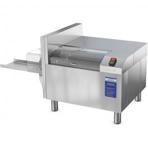 Хлеборезка автоматическая настольная, 100-300бат./ч, нерж.сталь