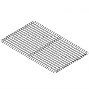 Полка-решетка для столов холодильных и морозильных серии DAIQUIRI prof.600, 430х325мм