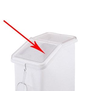 Крышка передняя откидная для IBS20-148 контейнера для сыпучих продуктов
