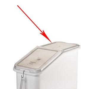 Крышка задняя запасная для IBS20-148 контейнера для сыпучих продуктов