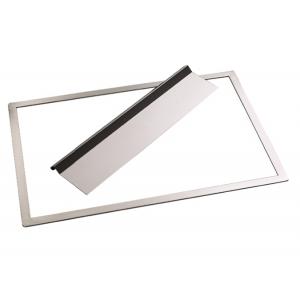 Рамка для бисквита L 57см w 37см h 0,3см ДЖОКОНДА, нерж.сталь