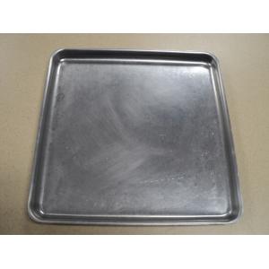 Противень для печей микроволновых серии MXP, 356х356мм, алюминиевый
