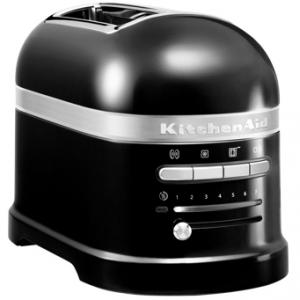 Тостер на 2 хлебца, черный
