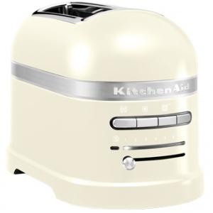Тостер на 2 хлебца, кремовый