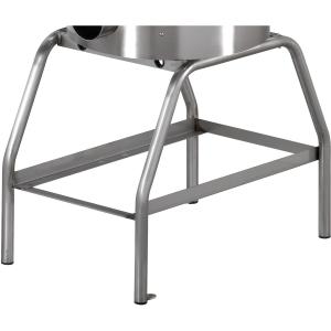 Подставка для картофелечисток серий PPF 5, 10, 18, открытая, нерж.сталь