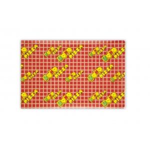 Бумага оберточная 170х280мм Коно-пицца, 1000листов