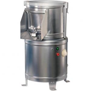 Картофелечистка, загрузка  7кг, 150кг/ч, напольная, нерж.сталь
