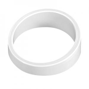 Подставка для блюд D 9см h 3см, пластик белый