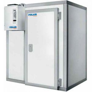 Камера холодильная Шип-Паз,   5.14м3, h2.20м, 1 дверь расп.универсальная, ППУ80мм