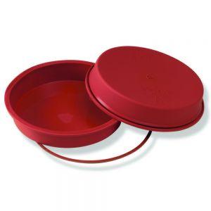 Форма для выпечки D 24см h 4,2см, силикон