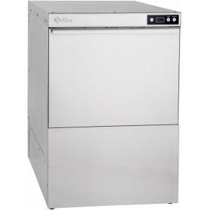 Машина посудомоечная фронтальная, 500х500мм, 500тар/ч, доз.опол.+моющ., 380V