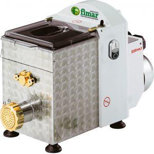 Аппарат электрический для макаронных изделий, настольный,  8кг/ч, бункер 2,5кг, белый, 220V, без матриц