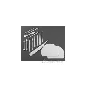 Набор для лепки из марципана (15 предметов), полипропилен белый