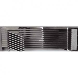 Блок с 10 ножами для N55600-2, зазор 6 мм