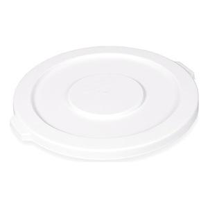 Крышка для контейнера BRUTE (97257), полиэтилен белый