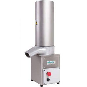 Измельчитель для хлеба электрический настольный, 80кг/ч, нерж.сталь, сито двухстороннее D3-4мм