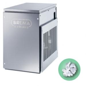 Льдогенератор для гранулированного льда, 1400кг/сут, без бункера, без агрегата, корпус нерж.сталь