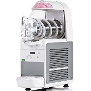 Фризер для мягкого мороженого, слаша и сорбетов настольный, 1 узел раздаточный, 1 ванна 6л, белый, охл.воздушное