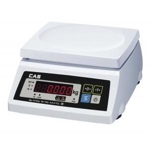 Весы электронные порционные, настольные, ПВ 0.01-2.00кг, платформа 239х190мм, подключение комбинированное, корпус пластик