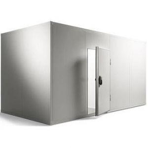 Камера морозильная Шип-Паз,   4.60м3, h2.20м, 1 дверь расп.правая, ППУ80мм