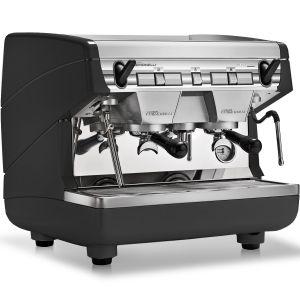 Кофемашина-полуавтомат, 2 группы, бойлер  7.5л, черная, экономайзер