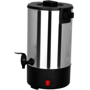 Водонагреватель гейзерный для приготовления чая или кофе,  4.5л, нерж.ст.201