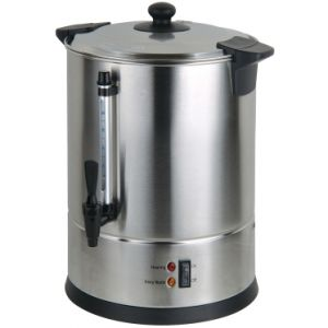 Водонагреватель гейзерный для приготовления чая или кофе,  8.45л, дв.стенки